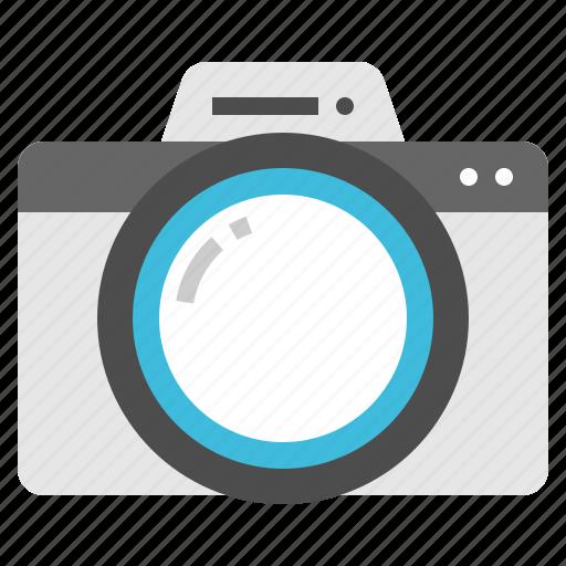 camera, lens, photo, photographer, photography icon