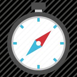 compass, gps, location, navigator, travel icon