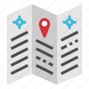 information, location, map, navigation, travel icon