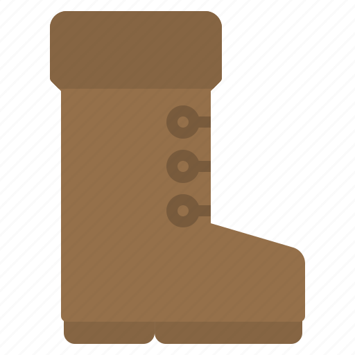 accessories, adventure, boot, hiking, shoes icon
