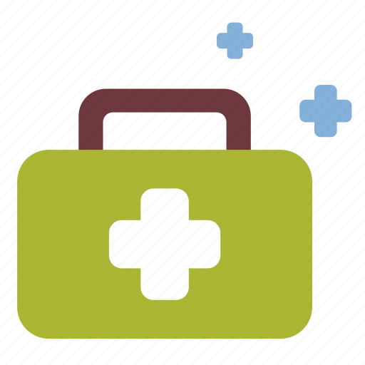 Aid, camp, emergency, first, medical, outdoor, tool icon - Download on Iconfinder