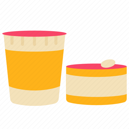 Camp, canned, dinner, food, instant, noodle, outdoor icon - Download on Iconfinder