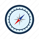 compass, direction, directions icon