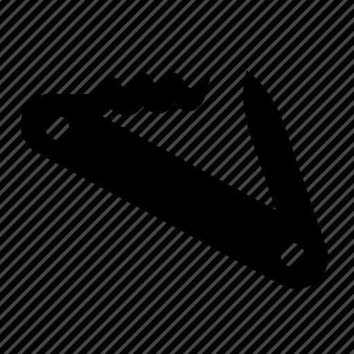 Adventure, camping, knife, pocketknife icon - Download on Iconfinder