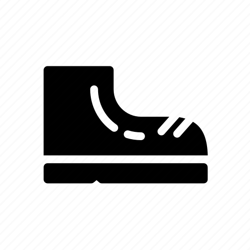 boot, camping, hiking, outdoor, shoes, survival icon