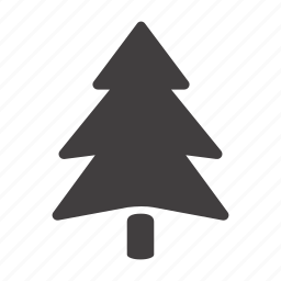 fir, fir-tree, forest, pine, plant, tree icon