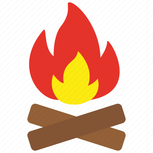 burn, fire, flame, hot, light icon