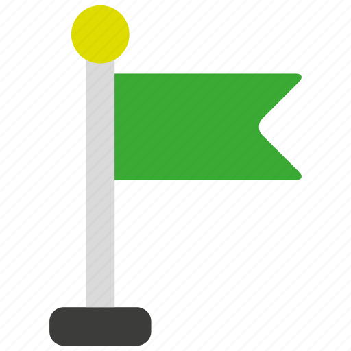 country, flag, golf, nation, national, world icon