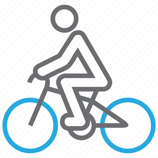 Cycling, bicycle, bike icon - Download on Iconfinder