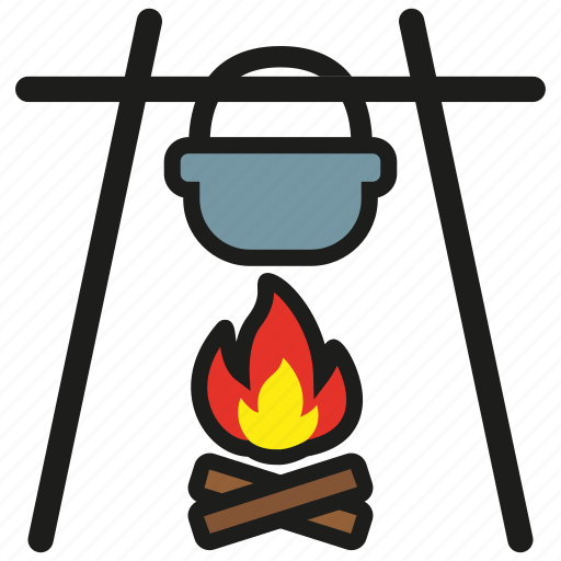 cooking, eat, food, gastronomy, kitchen, pot icon