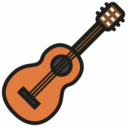 guitar, instrument, music, musician, play, sound icon