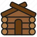 house, wooden, building, home, tree, wood