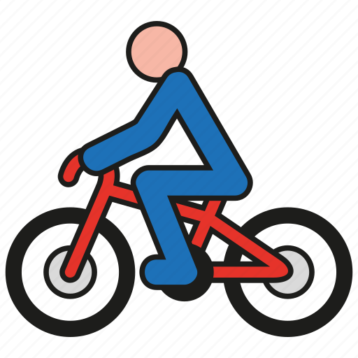 bicycle, bike, biker, cycle, cycling, sport, wheel icon