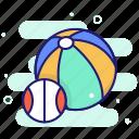 sports, basketball, ball
