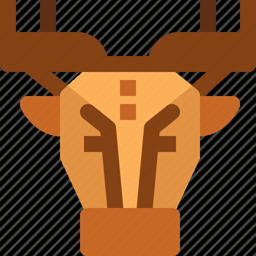 Alpine, animal, arctic, canada, deer, mood, reindeer icon - Download on Iconfinder