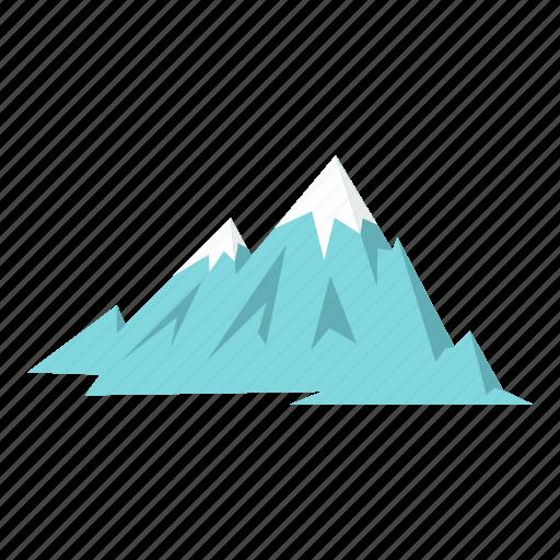 alberta, canada, lake, landscape, mountain, nature, park icon