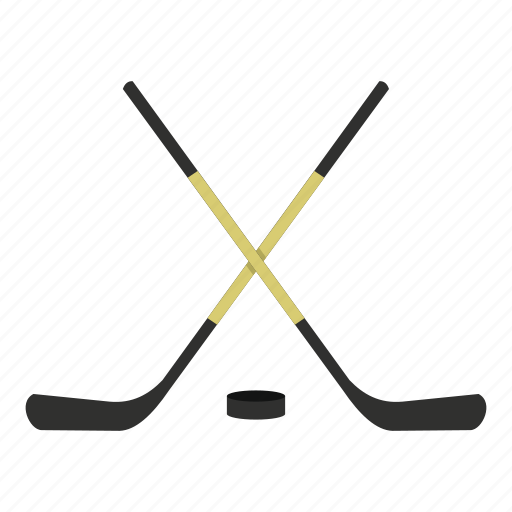 Canada, crossed, game, hockey, ice, sport, stick icon - Download on Iconfinder