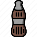 bottle, candy shop, cola, store, sweet shop icon