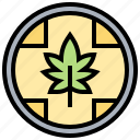 cannabis, certificate, label, logo, product