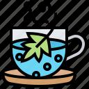 cannabis, drink, herb, relaxation, tea