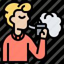 addiction, cigarette, smoke, vape, vaporizers