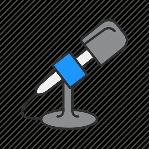 audio, mic, microphone, recording icon