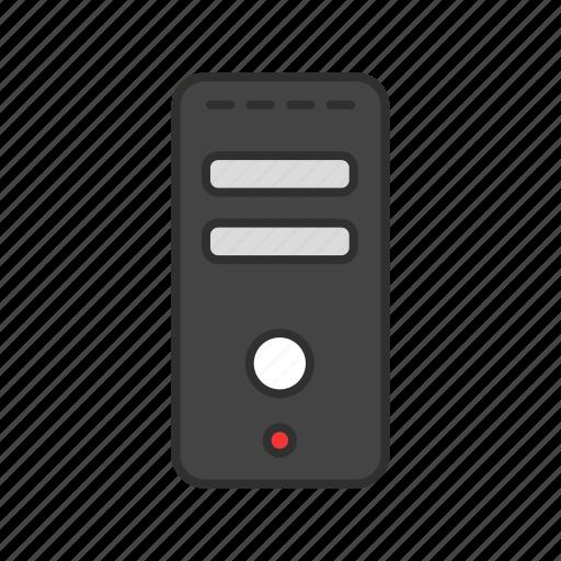 computer, cpu, hardware, pc icon