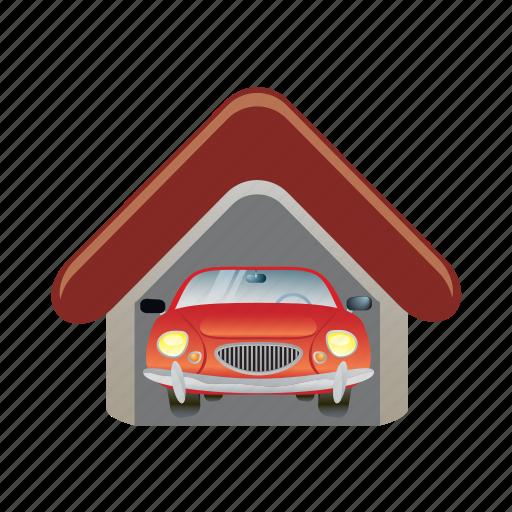 auto, automobile, car, garage, vehicle icon