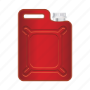 can, fuel, gas, gasoline, oil, petrol, water icon