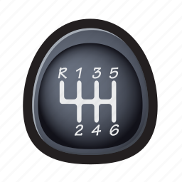 car, change, control, gear, shift, speed icon