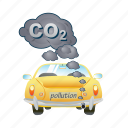 pollution, eco, car, energy, ecology, smoke