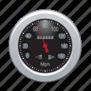 speedometer, auto, vehicle, gauge, car, automobile
