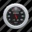 auto, automobile, car, gauge, speedometer, vehicle icon
