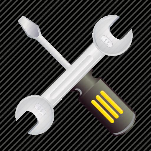 design, equipment, repair, tool, work icon