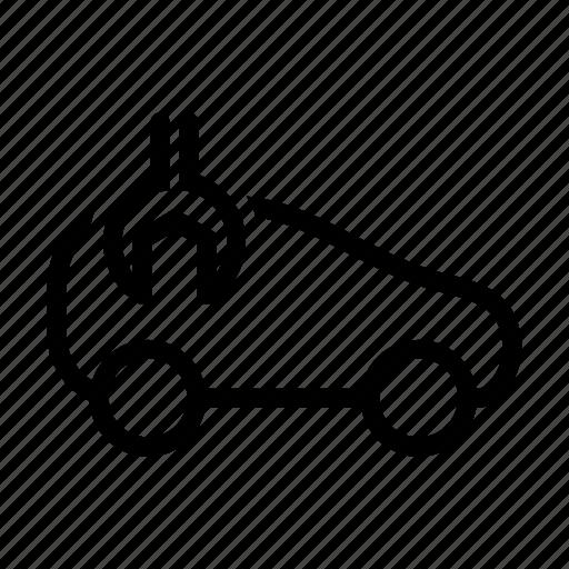 automobile, car, fix, fixer, garage, inspection, mechanic icon
