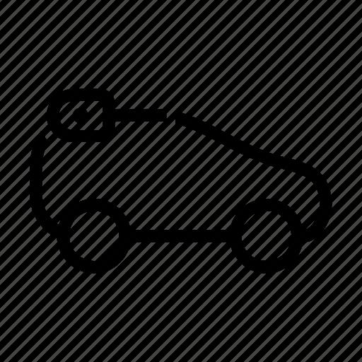 automobile, car, key, lock, remote, unlock icon