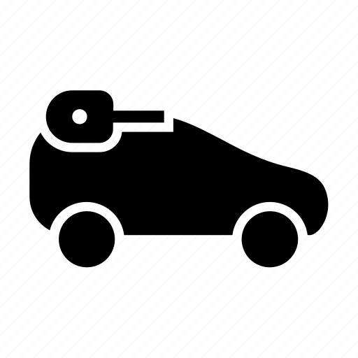 automobile, car, key, lock, remote, unlock, vehicle icon