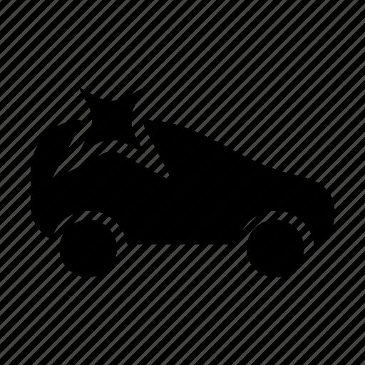 automobile, car, clean, new, polish, shine, vehicle icon