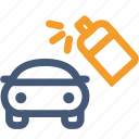car, color, graphic, line, paint, spray icon