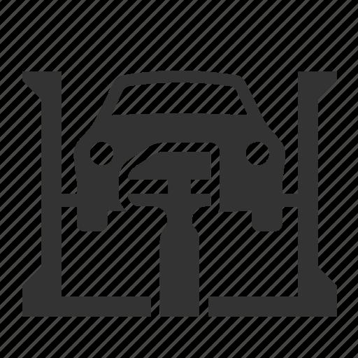 car, repair, service, vehicle icon