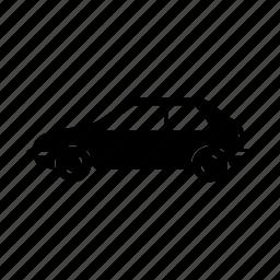 automobile, car, cars, hatchback, vehicle icon