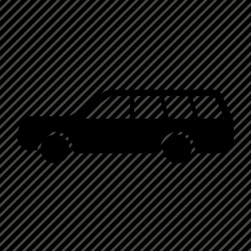 automobile, car, cars, vehicle, wagon icon