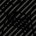 curve, danger, dangerous, drive, road, transportation icon