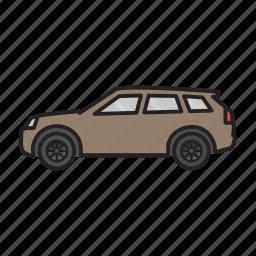 auto, automobile, car, land rover, transport icon