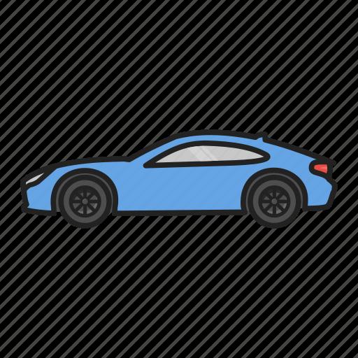 auto, automobile, car, jaguar, transport icon