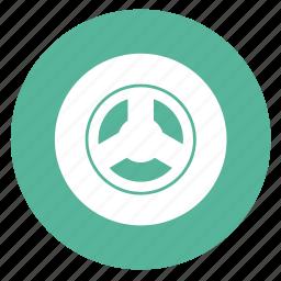 car, part, service, tires, wheel icon