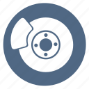 brake, brakes, disk brake, disk break icon