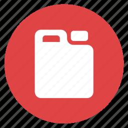 car, container, fuel, oil icon