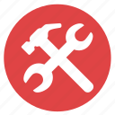 car, equipment, tool, tools icon