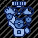 auto, car, engine, machine, mechanic, motor, power